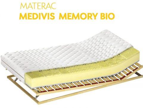 materac piankowy memory bio