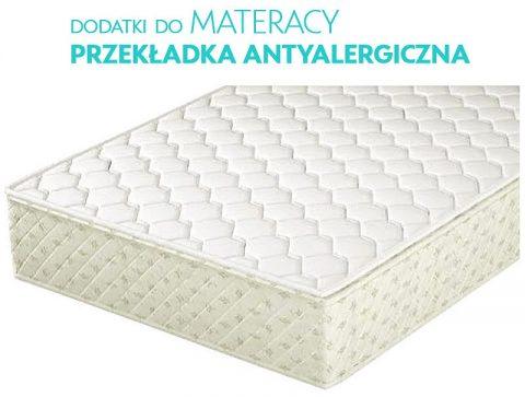 antyalergiczny ochraniacz materaca
